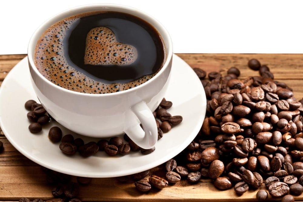 En dejlig kop kaffe